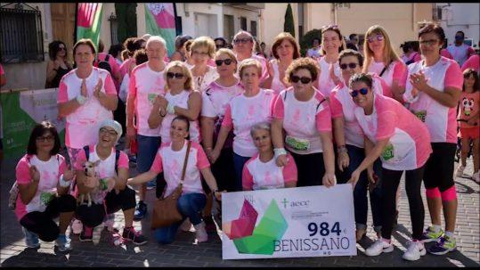 Premi Castell de Benissanó a la Junta local contra el càncer