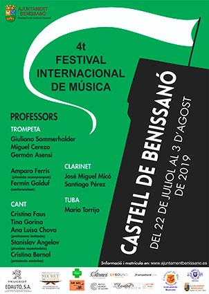 4º Festival Internacional de música