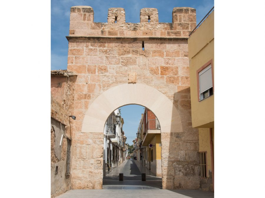 Portal de Valencia 1