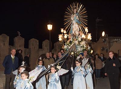 Processo Inmaculada Concepción