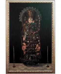 Virgen de los Desamparados (S. XVII)