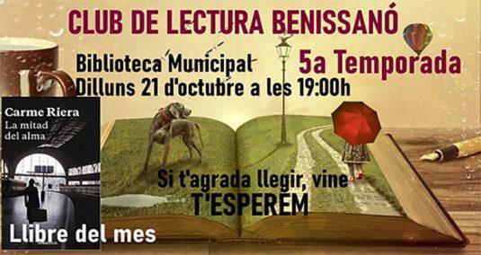Club de lectura de Benissanó