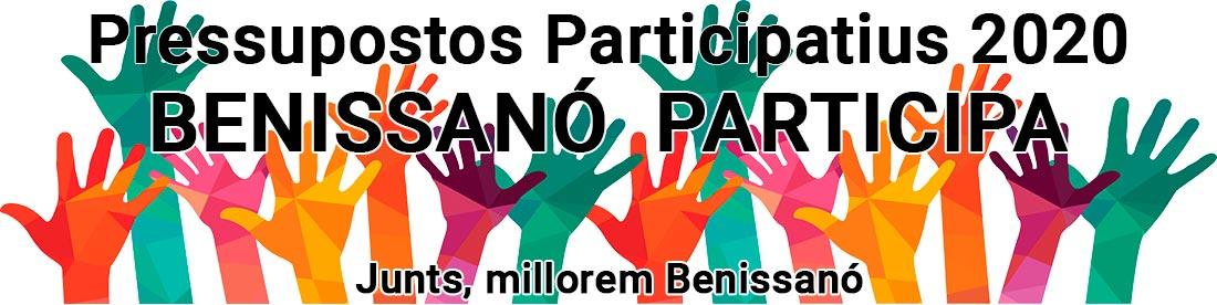Pressupostos participatius 2020 Benissanó